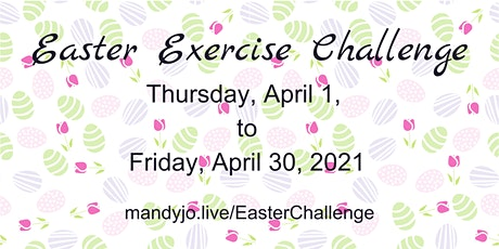 Easter Exercise Challenge tickets
