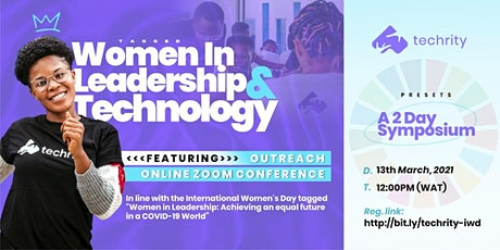 Women in Leadership and Technology tickets