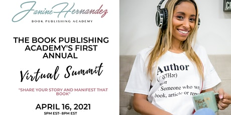 Book Publishing Academy 1st Annual Summit boletos