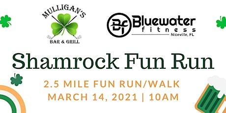 Shamrock Fun Run/Walk tickets