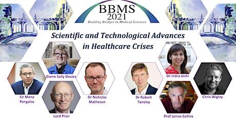 Building Bridges in Medical Sciences Conference - 2021 ingressos