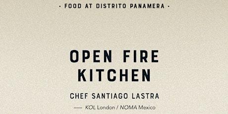 Open Fire Kitchen tickets