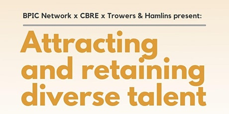 Attracting and retaining diverse talent tickets