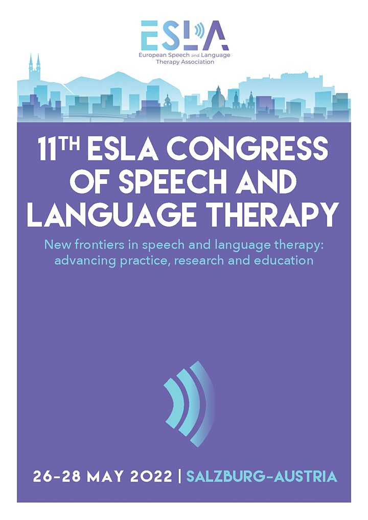 11th ESLA Congress of  Speech and Language Therapy image
