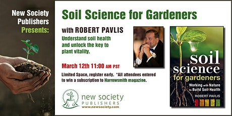 Soil Science for Gardeners tickets