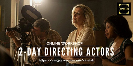 2-day workshop: Directing Actors tickets