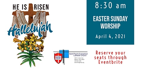 Easter Worship tickets
