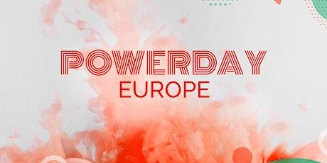 PowerDay Zagreb 20.3.2021 tickets