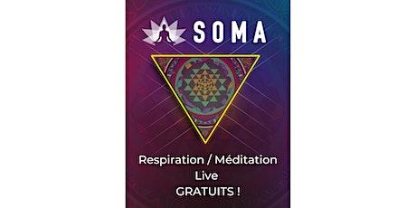 Respiration SOMA Breath avec Chris  (Francais) tickets