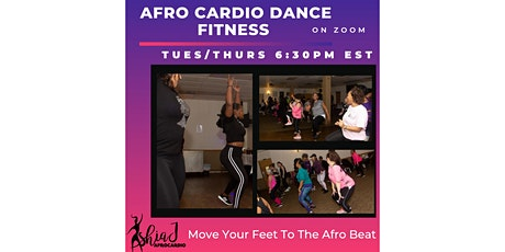 AfroCardio Dance Fitness tickets