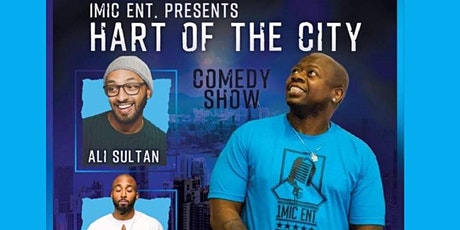 1Mic Ent Presents Hart of the City tickets