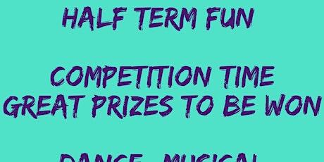 Half term fun Easter Talent Show tickets