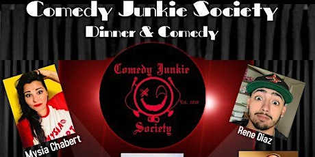 Date Night Dinner & Stand Up Comedy Show (Sat. Mar 13) tickets