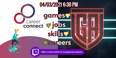 The Next Level Up: Jobs, skills and the future of work Game Academy Stream tickets