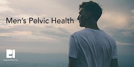 Men's Pelvic Health Introductory Webinar tickets