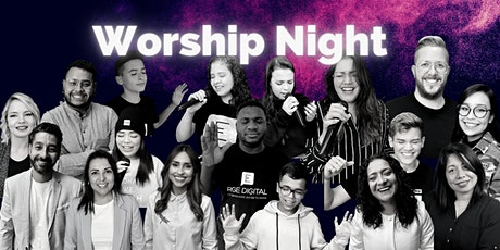 WORSHIP NIGHT entradas