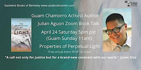 Guam Chamorro Activist Author Julian Aguon Book Reading tickets