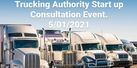 Getting your Trucking Authority and Booking Loads. tickets