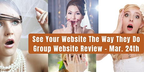 Group Website Review Training with Alan Berg CSP tickets