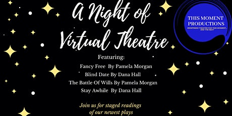 A Night of Virtual Theatre tickets