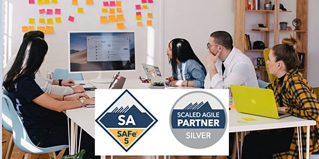Leading SAFe®-July 19-20 Canada Eastern SAFe Agilist®- SA® 5.1Certification tickets