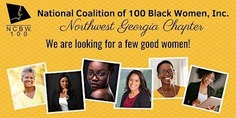 NCBW Northwest Georgia Chapter Prospective Member Meet & Greet tickets