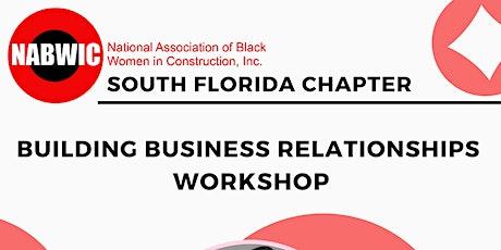Building Business Relationships Workshops tickets