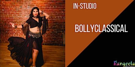 In-Studio BollyClassical Dance Workshop With Sanjana tickets