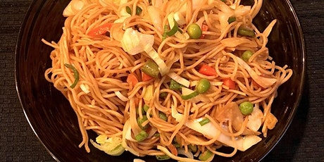 Online Indo Chinese Cooking Class tickets