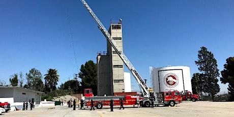 Firefighter Training + Mentor Program LACOFD/LAFD tickets