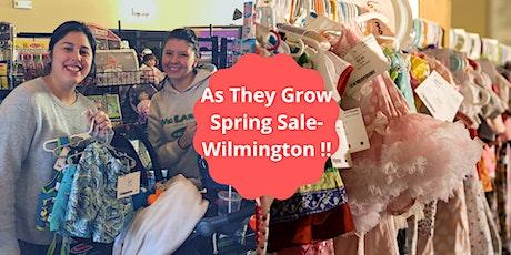 As They Grow Kids Wilmington Sale! tickets