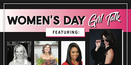 Women's Day Girl Talk with Philly's Best Boss Babes tickets