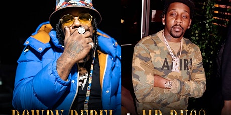 Rowdy Rebel and Mr Rugs  Big Game Saturday Day Party at halo tickets