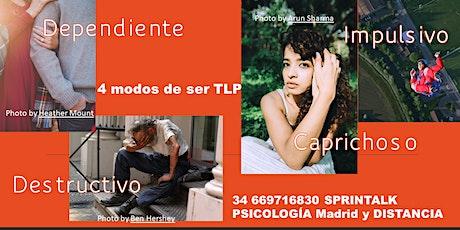 Terapia Dialéctico Conductual en 24 sesiones boletos