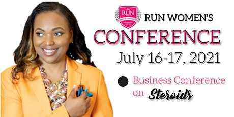 RUN WOMEN'S CONFERENCE billets