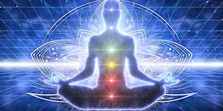 Chakra Meditation Online Workshop tickets