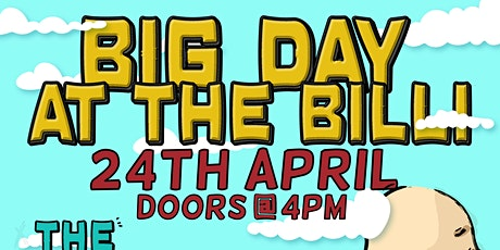 Big Day at the Billi tickets