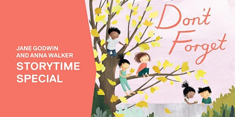 Storytime Special with Jane Godwin and Anna Walker - Castlemaine tickets