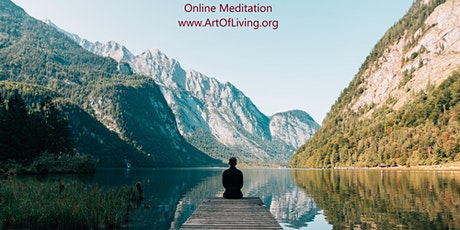 Online Breath-Meditation & Intro to SKY Breath Meditation Course tickets