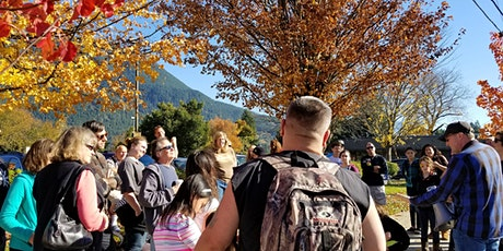 North Bend Haunted Walking Tour tickets