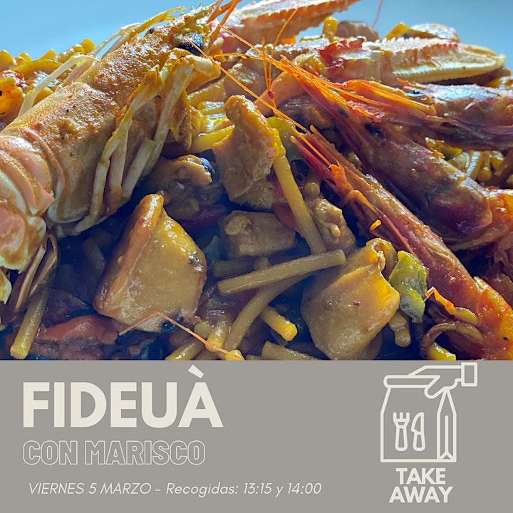 Imagen de Fideuà con marisco