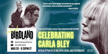 Celebrating Carla Bley tickets