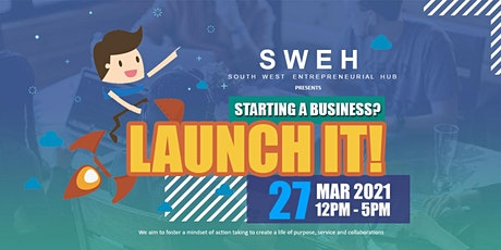 Launch It! tickets