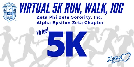 Alpha Epsilon Zeta Virtual 5K tickets