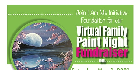 Spring Virtual Family Paint Night tickets