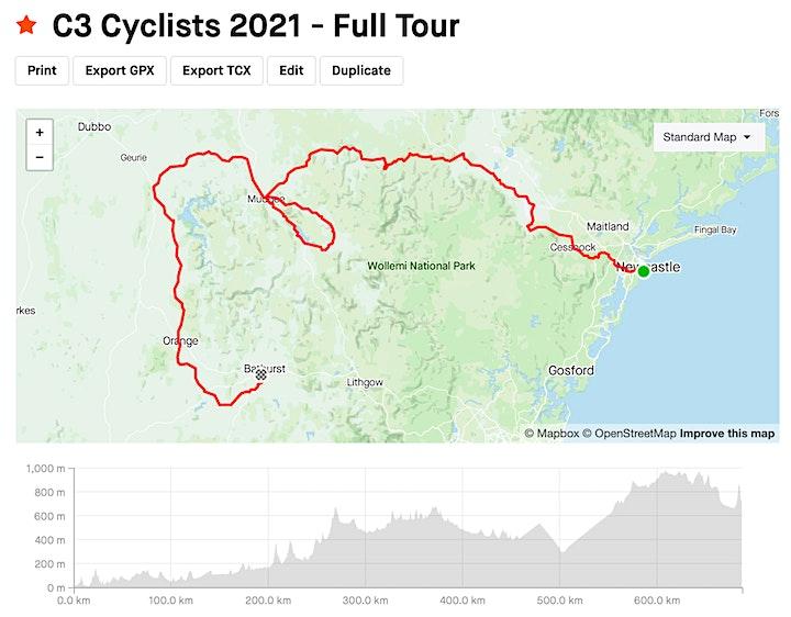 Tour De Coast to Country 2021 image