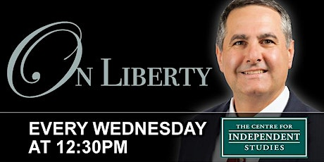 On Liberty EP41| Peter Murphy | The Paradox of Prosperity tickets