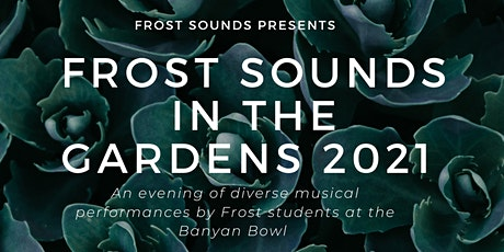 Frost Sounds In The Garden tickets