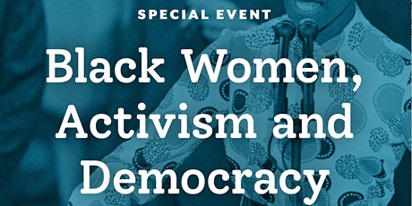 Black Women, Activism and Democracy tickets