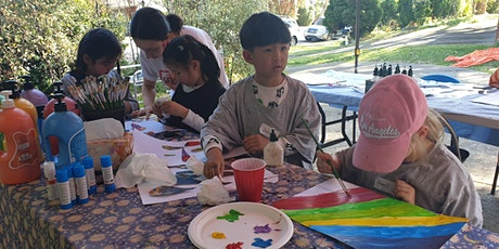All Ages School Holiday Art Classes 6-9 April tickets